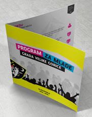 Program za mlade 2016. - 2018.
