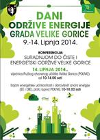 Ekoregija Velika Gorica suorganizator Dana održive energije
