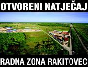 Otvoreni natječaj za prodaju nekretnina u vlasništvu Grada Velike Gorice – Radna zona Rakitovec