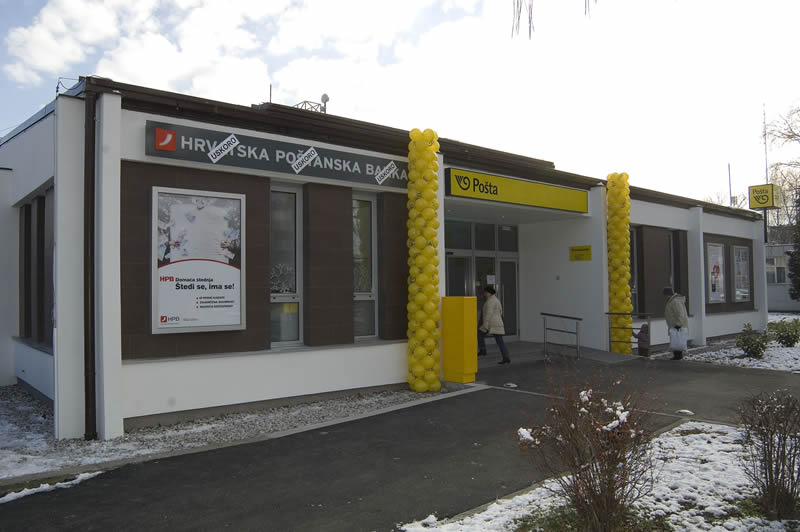Grad Velika Gorica Posta U Kolarevoj Otvara Građanima Svoja Vrata